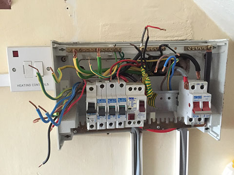 consumer unit upgrades rh njcelectricalservices co uk Consumer Electrical Units MK Sentry Consumer Unit
